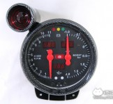 "KET GAUGE タコメーター 5"" TACHOMETER PERFORMANCE GAUGE 12V"