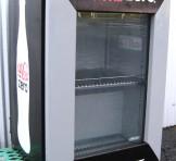 コカコーラゼロ(Coca-Cola Zero) Frigoglass冷蔵ショーケース Smartop60(SMARTOP 60 BLACK)
