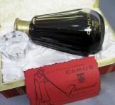 CAMUS(カミュ) carafe(カラフェ) Baccarat(バカラ) 替え栓・箱付き