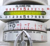 """日本製 キャンバーキャスターキングピンゲージ(CAMBER CASTER KING PIN GAUGE) """"CCK-D96"""""""
