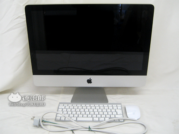 "Apple iMac 21.5""/3.06/2x2GB/500G/9400M/SD/WLMKB ""MB950J/A(Mac OS X Snow Leopard 10.6.1)"""