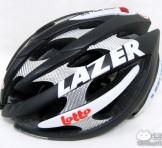 """LAZER(レイザー) HELIUM(ヘリウム) ロード用ヘルメット Lotto Belisol Team(ロットベリソル) 限定モデル """"Lサイズ(57~60cm)"""""""