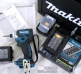 """マキタ(makita) 充電式インパクトドライバ """"TD137DRFX(14.4V 3.0Ah)"""""""
