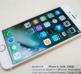 "docomo(ドコモ) iPhone 6 Gold(ゴールド) ""MG4E2J/A"" 128GB"