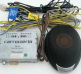 """carrozzeria(カロッツェリア) AVセンタースピーカー """"TS-CX7""""とアンプ """"GM-A51"""""""