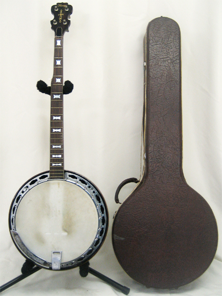 Kasuga(春日楽器) Banjo(5弦バンジョー)