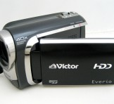 Victor(ビクター) HDDビデオカメラ Everio(エブリオ) GZ-MG650-B(ブラック)