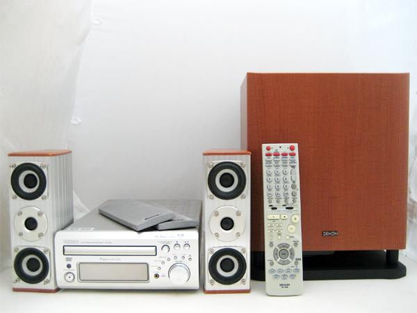 DENON(デノン) 2.1ch DVDホームシアターシステム D-M51DVS