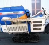 ISEKI(イセキ) ハーベスター(自走式自動脱穀機) HMG600
