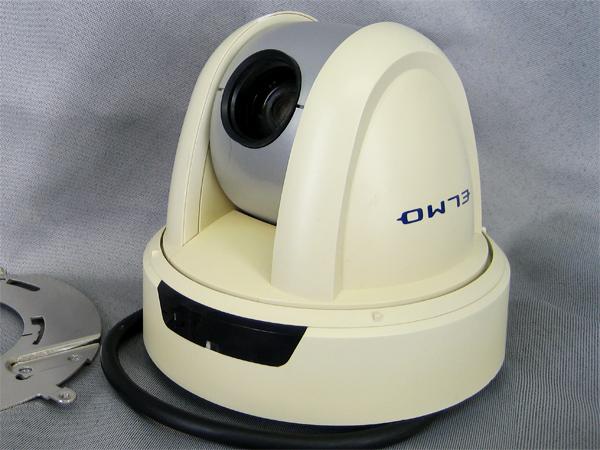 ELMO(エルモ) パン・チルト・ズームレンズ一体型カメラ PTC-400C
