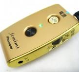 Pioneer(パイオニア) femimi(フェミミ) ボイスモニタリングレシーバー(集音器) VMR-M800(ゴールド)