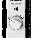 Panasonic(パナソニック) ボリュームコントローラー(スピーカー用音量調節器) WZ-VC106