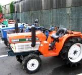 KUBOTA(クボタ) トラクター B1702DT サンシャインJR