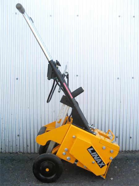 LINAX(ライナックス) 手押し式 振動ハガシ機 PelleriⅡ(ペラーリ2) VS-3EII
