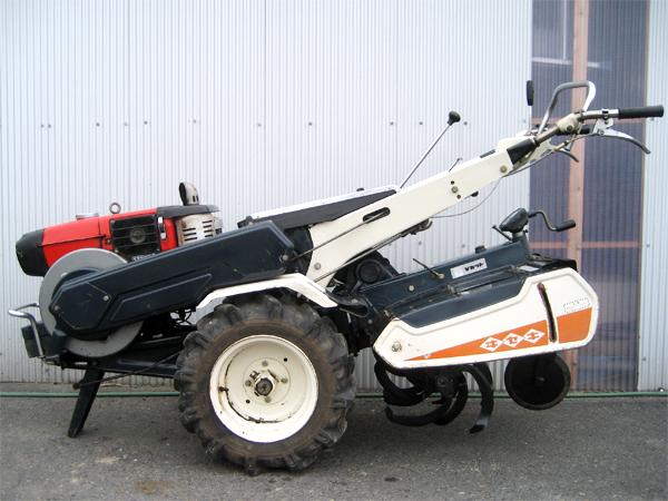 ISEKI(イセキ) 耕運機(耕うん機) KA800 ディーゼルエンジン SS80 8馬力