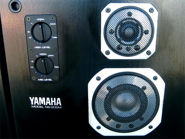 YAMAHA(ヤマハ) 3ウェイスピーカー NS-200M(ペア)