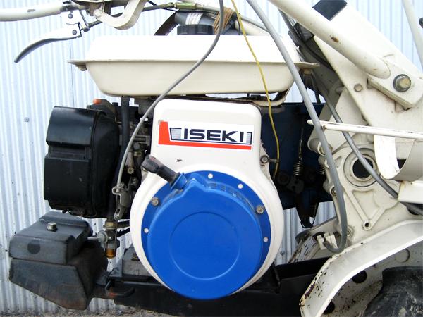 ISEKI(イセキ) 2条刈り/2輪バインダー RL50