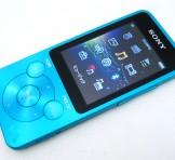 SONY(ソニー) WALKMAN(ウォークマン) Sシリーズ NW-S14 ブルー 8GB