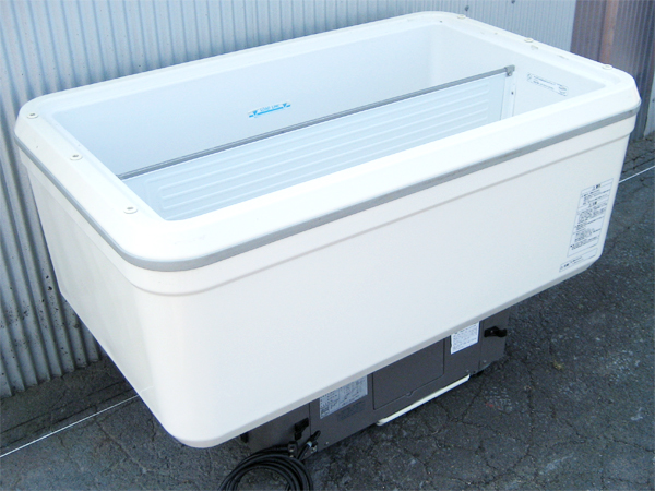 SANYO(サンヨー) 137L 平型オープン冷凍ショーケース SPT-2500B