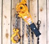 KITO(キトー) 1.0トン レバーブロック(チェーンブロック) L5A形 LB010 揚程 1.5m