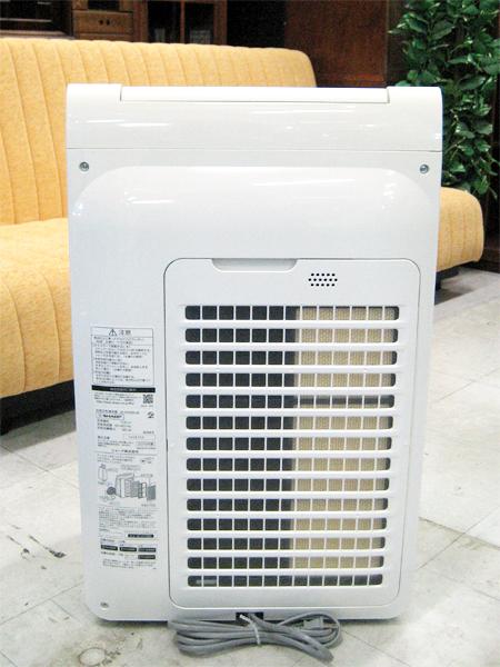 SHARP(シャープ) 加湿空気清浄機 高濃度プラズマクラスター25000 KI-FX55-W
