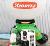 共立(KIORITZ) 背負い式動力散布機(背負動力噴霧機) DMC600