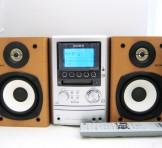 SONY(ソニー) 大型液晶オールインワンコンポ(CD/MD/カセットミニコンポ) CMT-M3
