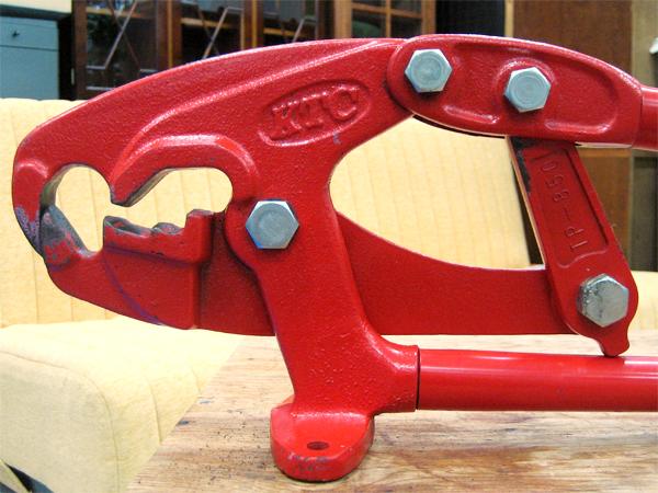 KTC チェンプライヤ(チェーンプライヤー) TP-850(チェーン切断可能径 6mm)