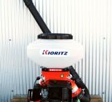 共立(KIORITZ) やまびこ 背負動力散布機 DME401A