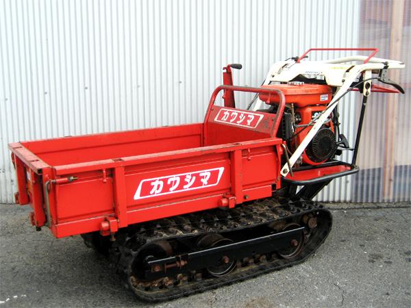 カワシマ(河島農具) クローラー運搬車 EC620AP-V