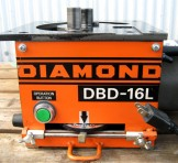IKK(旧石原機械) DIAMOND(ダイヤモンド) 鉄筋ベンダー DBD-16L