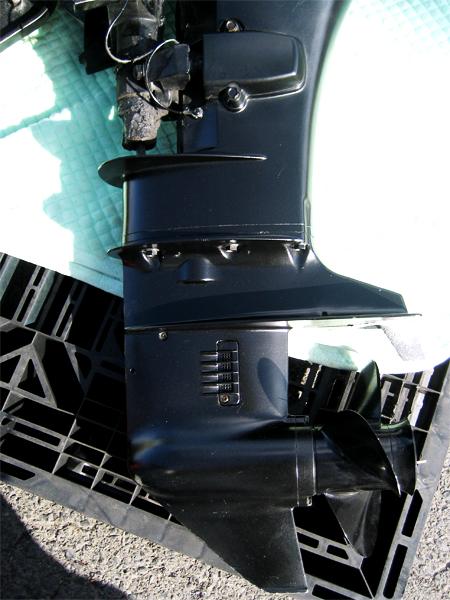 SUZUKI(スズキ) 小型船舶用 4スト船外機 DF30(型式 03001F)