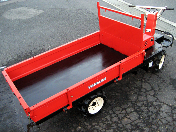 ヤンマー 4輪 空冷ディーゼル運搬車 FDA181-4WD(FDA181S)