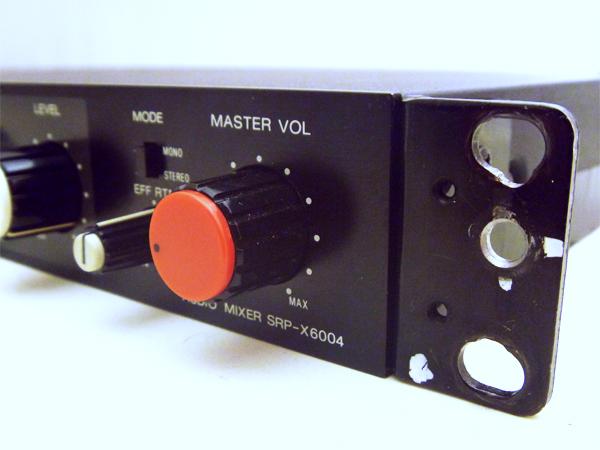 SONY(ソニー) オーディオミキサー SRP-X6004