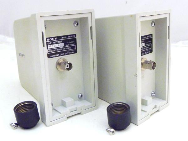 SONY(ソニー) UHFアンテナ AN-820 2台セット