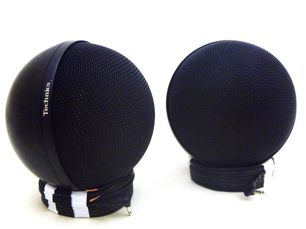 Technics(テクニクス) 球体スピーカー SB-S30 ペア