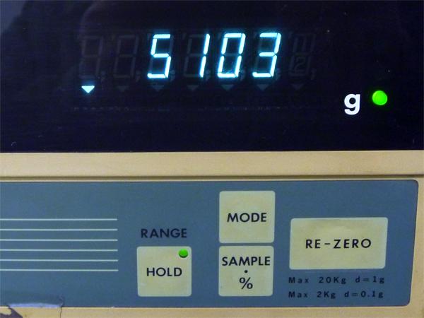 A&D(エーアンドデイ) AND 重量電子天びん(電磁式はかり) EP-22KA