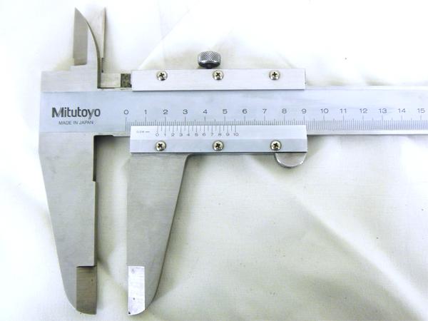 Mitutoyo(ミツトヨ) M形標準ノギス 600mm(N60 530-501)