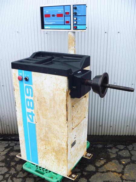 理研計器(RIKEN KEIKI) オートマチックホイールバランサー REPCO(レプコ) 489 三相200V