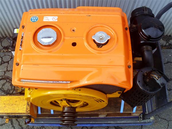 KUBOTA(クボタ) ディーゼルエンジン ダイナミックパワー ZB18-NB