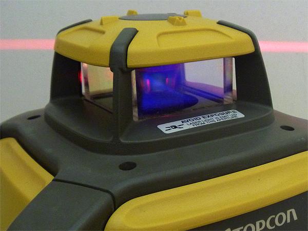 TOPCON(トプコン) ローテーティングレーザー RL-H4C