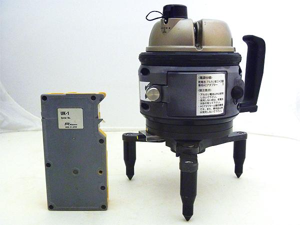 リズム(RIZUMU) レーザー墨出し器 ロボライン(ROBOLINE) CP-818