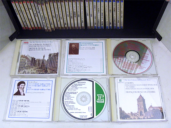 Victor(BMGビクター) The Best Collection of Classical Music CDMC-1001~1070