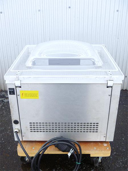 nantsune(なんつね) 真空包装機 VAC-STAR(バックスター) S223DBV(S-223)