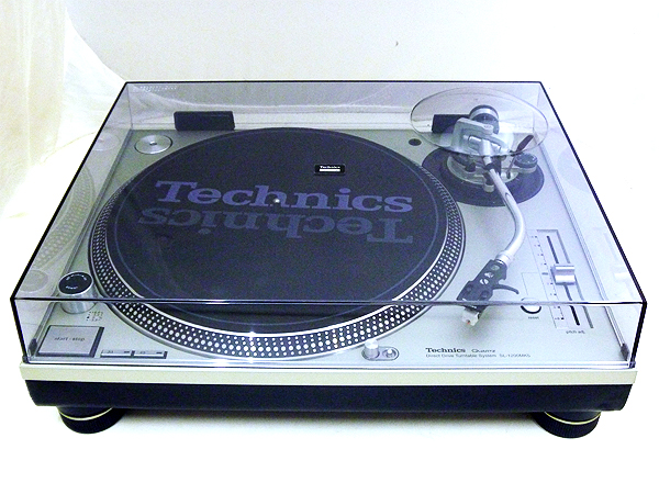 Technics(テクニクス) ターンテーブル SL-1200MK5(シルバー)