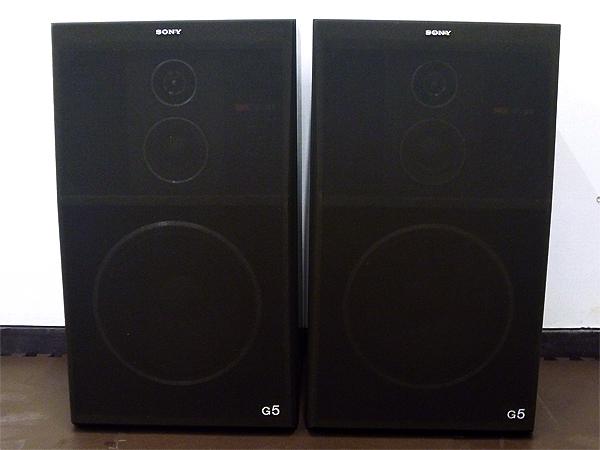 SONY(ソニー) Gシリーズ 3ウェイスピーカー SS-G5(ペア)