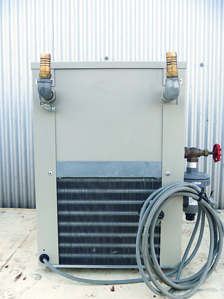 日本精器 冷凍式エアドライヤ NH-8018N