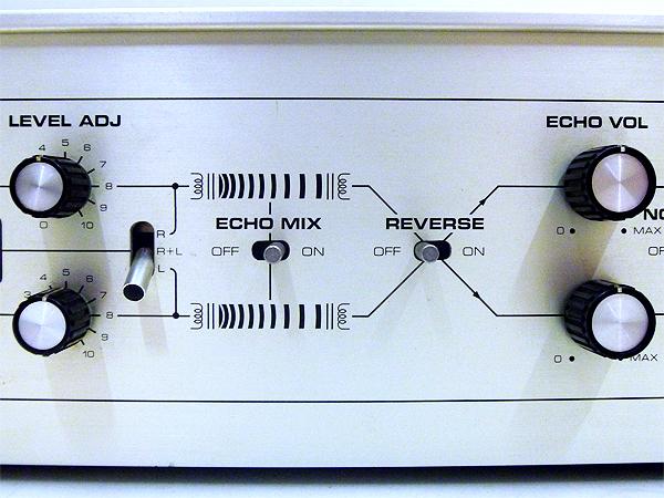 HAWK(ホーク) スプリングリバーブ ECHO UNIT(エコーユニット) HR-40