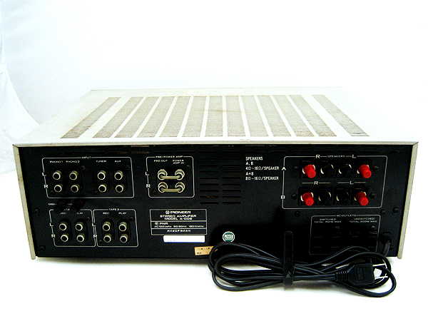 Pioneer(パイオニア) ステレオプリメインアンプ A-006