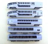 KATO(カトー) 251系スーパービュー踊り子 5両セット(クロ250-1/クハ251-1/サロ251-1/サハ251-1/モハ251-101)